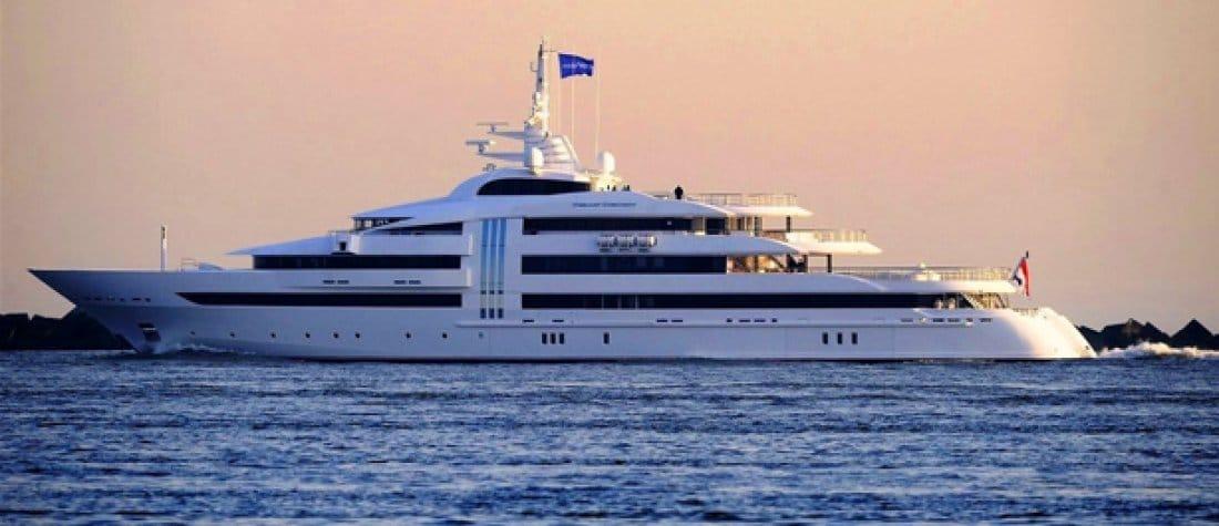mega super yachts