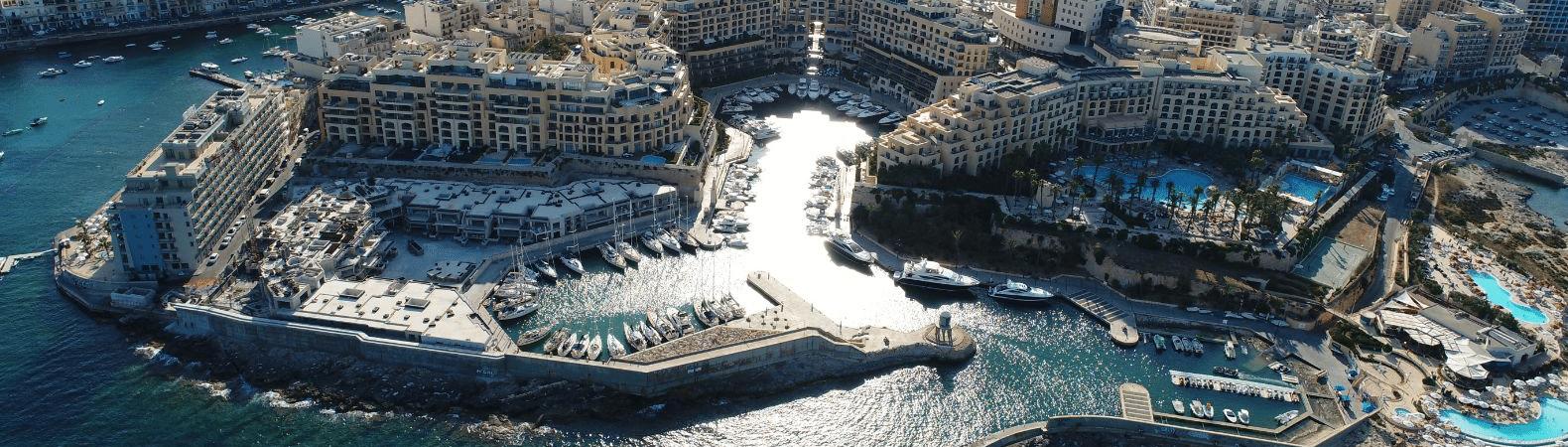 yacht marina malta